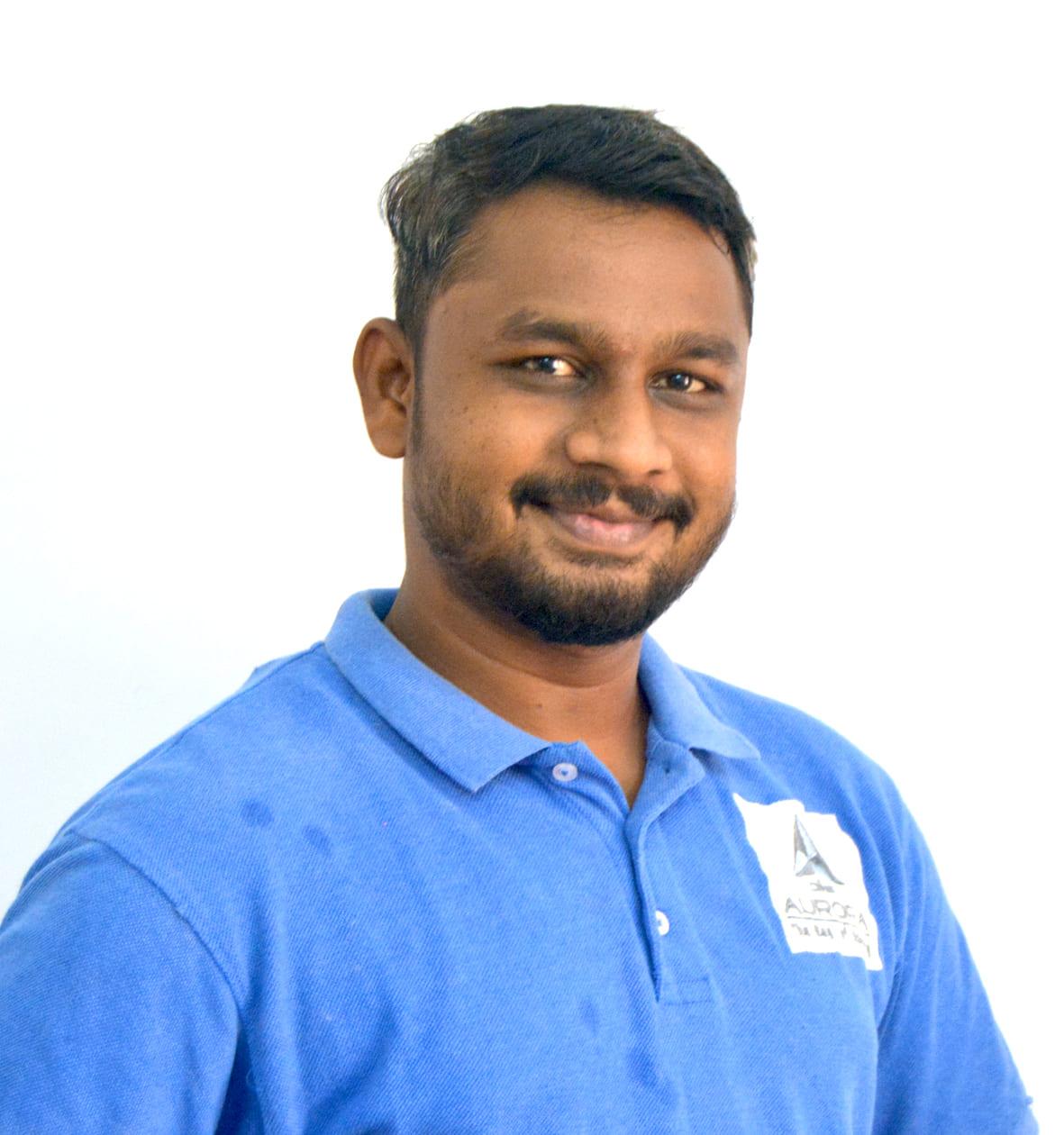 Mr. C NESAKKUMAARAN B.Sc.,