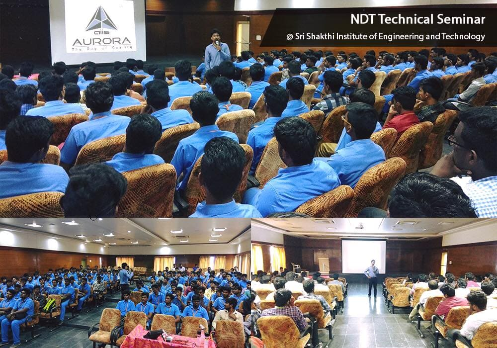 NDT Technical Seminar